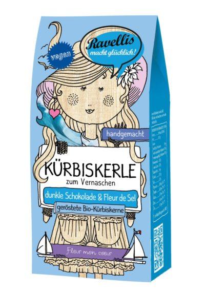 Dunkle Schoko & Fleur de Sel