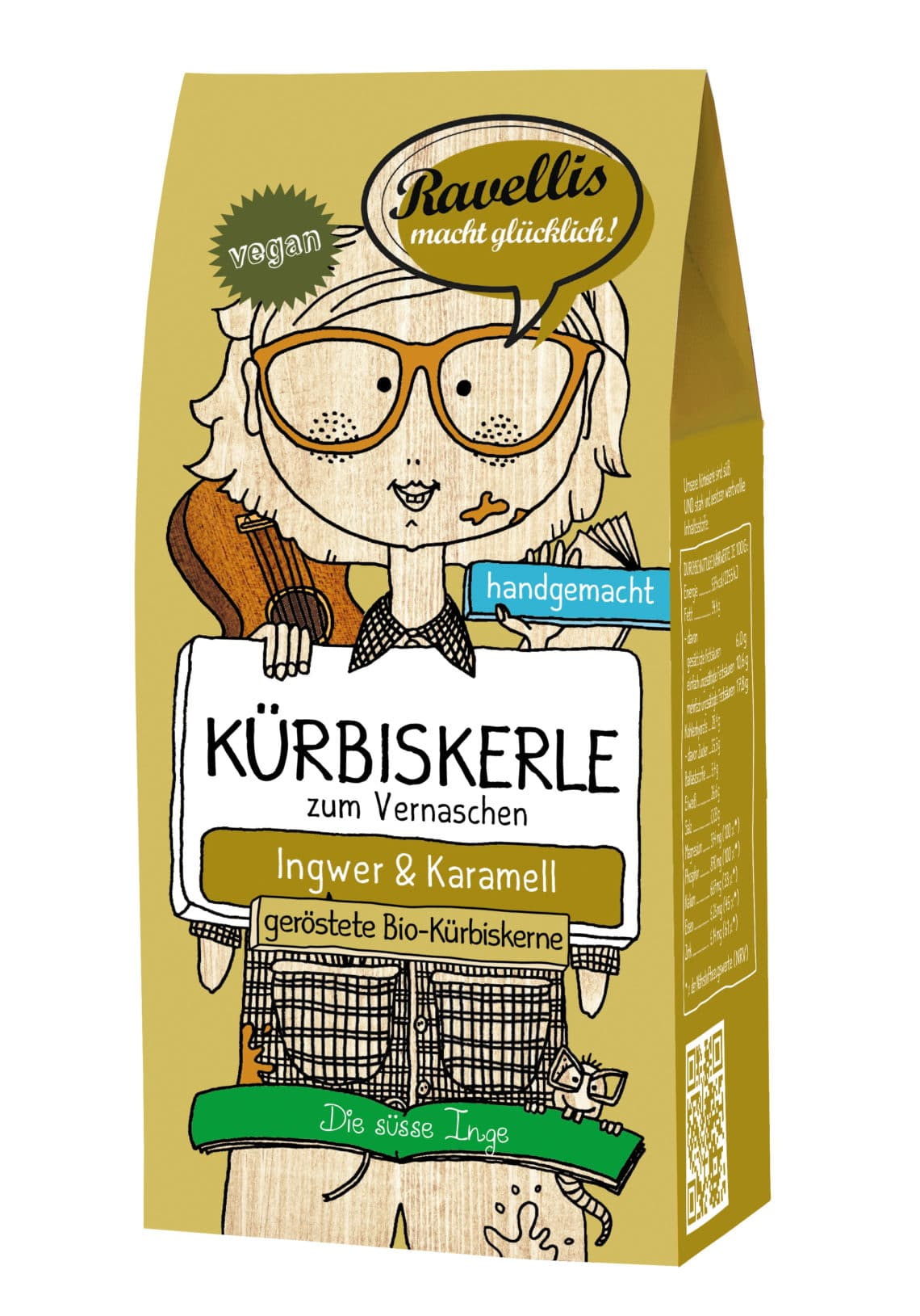 Ingwer & Karamell