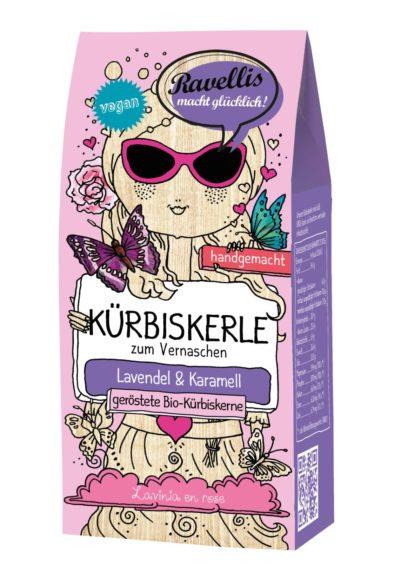 Lavendel & Karamell