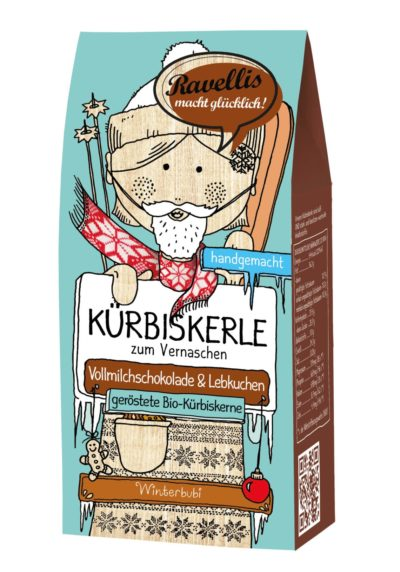 Vollmilchschokolade & Lebkuchen