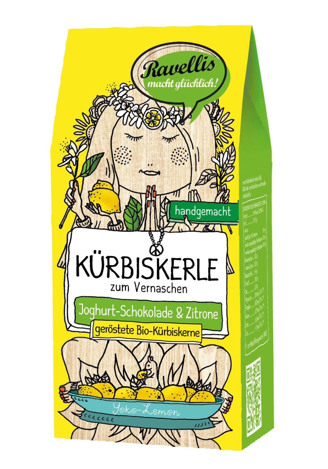 Joghurt-Schokolade & Zitrone